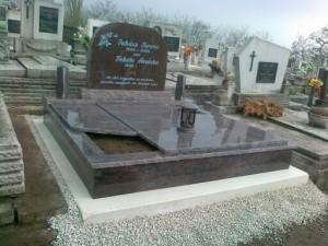 Balla sírkő -Székesfehérvár