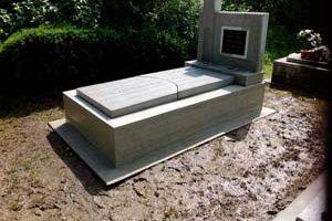 Makra Lászlő sírkőkészítő